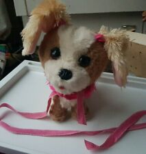 Fur Real Friends FRF Barking Bouncy Happy To See Me Dog Puppy,RARE