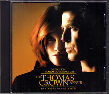 THE THOMAS CROWN AFFAIR Bill Conti Sting Nina Simone Wasis Diop Georges Fordant
