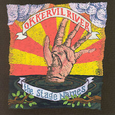 Audio CD Stage Names - OKKERVIL RIVER - Free Shipping