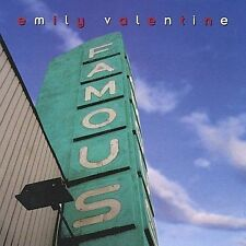 Emily Valentine : Famous CD
