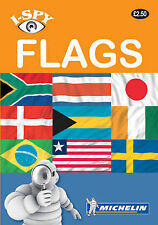 I-Spy Flags (Michelin I-Spy Guides),Michelin,Excellent Book mon0000029124