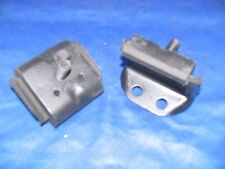 2 Front Motor Mounts 1940-1947 Buick , New Pair 40 41 42 46 47