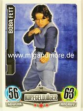 Force Attax Movie Card - Boba Fett #146