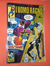 L'UOMO RAGNO - star comics/ marvel-  N°44 - ANNO 1990 - (spiderman)
