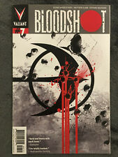 Bloodshot #7 - 3rd Series - Cover A - Valiant - January 2013  - Comic Book