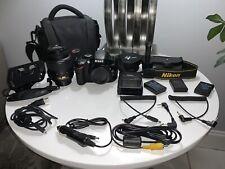 NIKON D5100 16.2MP DSLR CAMERA WITH AF-S DX Nikkor 18-55mm f/3.5-5.6G VR Lens