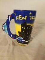 New York NYPD Police Cruiser Coffee Mug