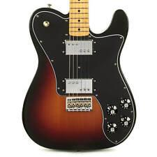 Used Fender Vintera '70s Telecaster Deluxe Maple - 3 Color Sunburst