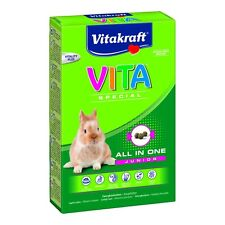 VITAKRAFT Vita Special Junior (Best for Kids) - Dwarf Rabbits - 600g - Food