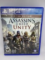 Assassin's Creed Unity PS4 Limited Edition (Sony PlayStation 4)