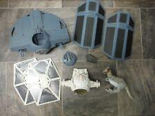 Lot of Star Wars Parts Figure etc Kenner Hasbro General Mills