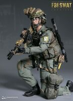 "DAM Toys 1/6 Scale 12"" FBI Swat Team Agent San Diego Action Figure 78044A"