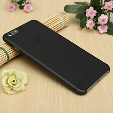 Case For IPhone Ultra Thin Slim 0.3mm Matte Hard Back Cover Skin 6 7 8 Plus X