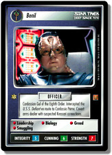 STAR TREK RULES OF ACQUISITION CCG SINGLE RARE CARDS MINT