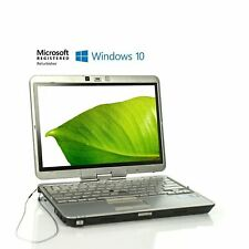 HP Elitebook 2740P i5 @ 2.67 8GB Ram 250G ssd WIN 10 PRO Touchscreen new battery