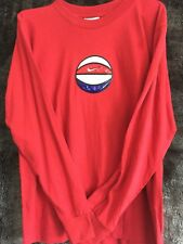Boys Size 10 - 12  Nike Long sleeve Top with Basketball on the font New