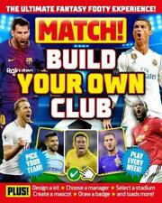 Match Build Your Own Club by Macmillan Children's Books 9781509880065