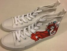 DISNEY LADIES LITTLE MERMAID BOOTS  NEW WITH TAGS SIZE 5 uk seller