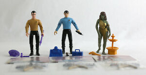 STAR TREK LOT ~ Vintage The Original Series TOS Figures Playmates MINT