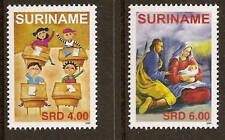 Surinam / Suriname 2007 Childcare / christmas MNH