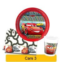 Disney CARS 3 NEW Birthday PARTY Range Tableware Balloons Banners & Decorations