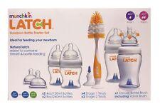 Munchkin Latch Newborn Baby Bottle Starter Set