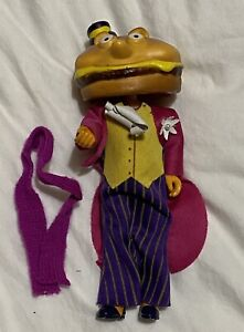 1976 Vintage Remco McDonalds figure Mayor McCheese
