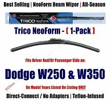 Super Premium NeoForm Wiper Blade (Qty 1) fit 1981-1993 Dodge W250/W350 - 16180