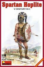 MiniArt Spartan Hoplite. V century B.C. (1/16) New