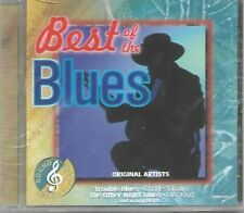Best of the Blues Original Artists CD FRW2 0517 Madacy Blues