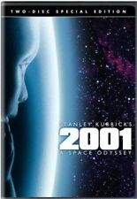 2001 a Space Odyssey (2pc) With Stanley Kubrick DVD Region 1 012569791916