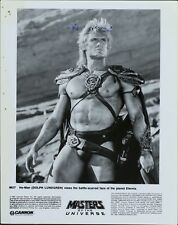 Dolph Lundgren (Swedish Actor/Director) ORIGINAL PHOTO HOLLYWOOD Candid