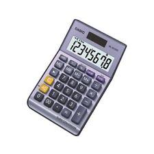 Casio 8-Digit Currency Calculator Silver MS-80VERII-S-EP [CS09040 ]