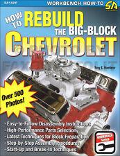 How to Rebuild Big Block Chevy 396 402 427 454 Chevrolet Engine 1965-1976