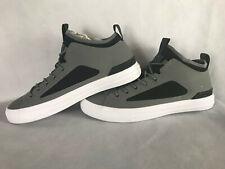 Converse All Star CT Men 12 Women 14 Modern Low Top Grey Black Slip-on Shoe NEW
