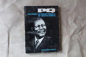 PQ The Story Of Philip Vundla Of South Africa - Kathleen Vundla