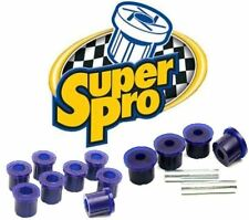 HOLDEN CREWMAN VYII SUPERPRO REAR LEAF SPRING FULL BUSHING KIT