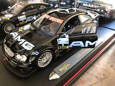 Mercedes CLK-DTM 2002 Jean ALESI, 1/18 Maisto, Comme Neuf dans boite d'origine