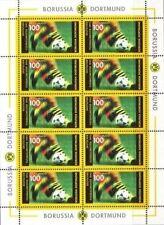 Echtheitsgarantie Briefmarken aus der BRD (ab 1948) mit Postfrisch für Fußball