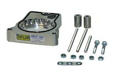 Taylor Billet Specialties 43015 Helix Power Tower Plus Throttle Body Spacer