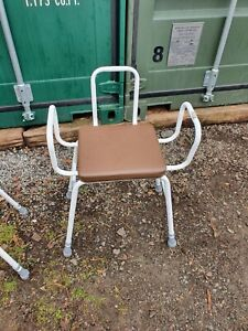 Shower chair .
