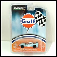 Greenlight * Gulf Oil * 2009 Chevrolet Corvette C6R * Hobby Only