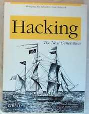 HACKING - THE NEXT GENERATION - BRINGING THE ATTACK TO YOUR NETWORK - VER INDICE