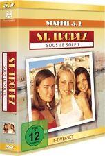 ST.TROPEZ - SOUS LE SOLEIL - STAFFEL 3.2  4 DVD NEU ADELINE BLONDIEAU/+