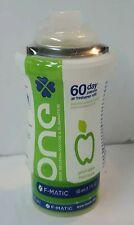 F-MATIC One Passive Air afreshener 60 day Refill GREEN APPLE SCENT (BIN#143)