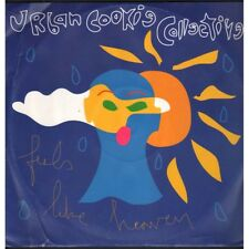 """Urban Cookie Collective Vinile 12"""" Feels Like Heaven / Pulse-8 Records Nuovo"""