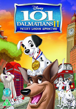 101 DALMATIONS 11 - 2 - PATCHES LONDON ADVENTURE - NEW  / SEALED DVD