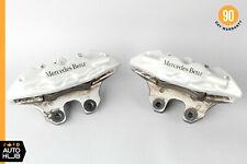 Mercedes W220 S600 CL600 CL55 AMG Rear Brake Caliper Calipers Set OEM