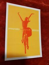 Massimo Vignelli Poster - Pirelli Postcard