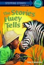 Stories Huey Tells Stepping Stone, paper